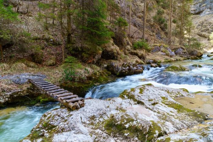 Abenteuer Glemmbachklamm: Wilde Wege durch wilde Fluten ©Gipfelfieber