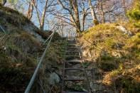 Ausstieg Maiklsteig ©Gipfelfieber