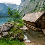 Bootshaus am Obersee ©Gipfelfieber