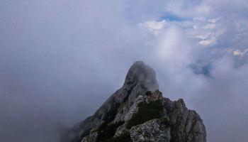 Klettersteig Cima Capi : Der fausto susatti klettersteig