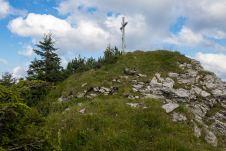 Gipfelkreuz vom Hennenkopf ©Gipfelfieber