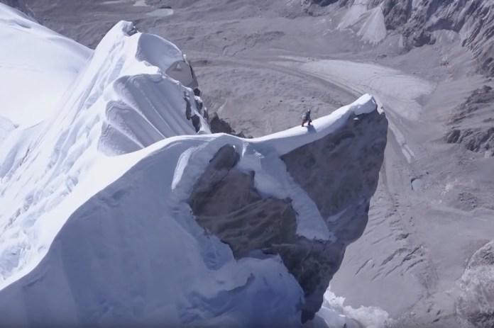 Outdoor-Film der Woche KW 48/18: David Lama bezwingt den Lunag Ri – Solo