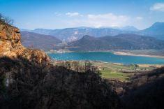 Bester Blick auf den Kalterer See ©Gipfelfieber