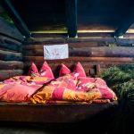 Bett im Heu ©Gipfelfieber