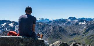Unterwegs auf dem Kesch-Trek: 3000er, Murmeltiere und scharfe Geschosse