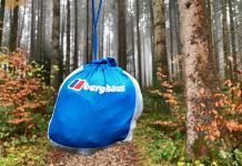 Die leichteste Regenjacke der Welt: Berghaus Hyper 100 im Test ©Gipfelfieber