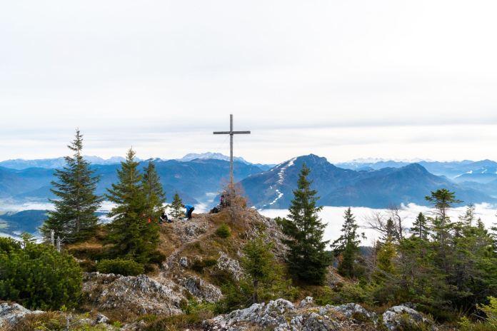 Die Rudersburg: Hike & Bike zwischen Bayern und Tirol