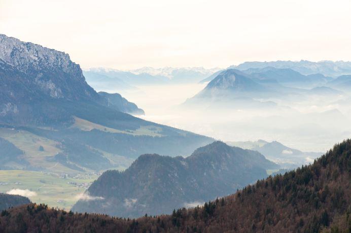 Nebel überm Inntal ©Gipfelfieber