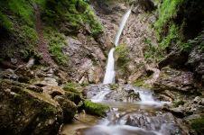 Talgraben Wasserfall bei Sachrang ©Gipfelfieber