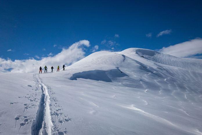 Skitour auf Versettla und Madrisella: Montafoner Winterglück