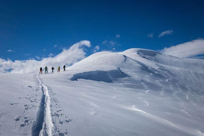Skitour auf Versettla und Madrisella: Montafoner Winterglück ©Gipfelfieber
