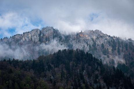 Zellerwandkamm über dem Priental ©Gipfelfieber