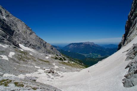 Untersberg im Rücken ©Gipfelfieber