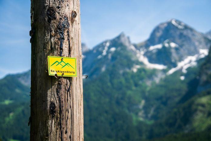 14. Etappe auf dem SalzAlpenSteig: Von Abtenau nach Annaberg