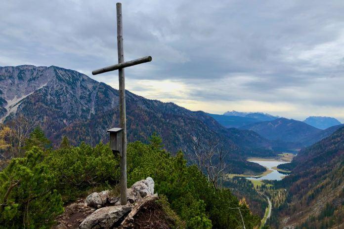 Der Seekopf im Chiemgau: Vergessene Steige über den drei Seen