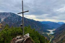 Der Seekopf im Chiemgau: Vergessene Steige über den drei Seen ©Gipfelfieber