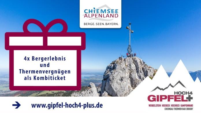 Outdoor Adventskalender 2020: 14. Türchen © Chiemsee-Alpenland