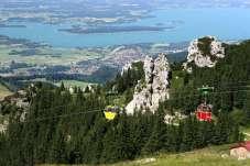 Kampenwandbahn ©Chiemsee-Alpenland