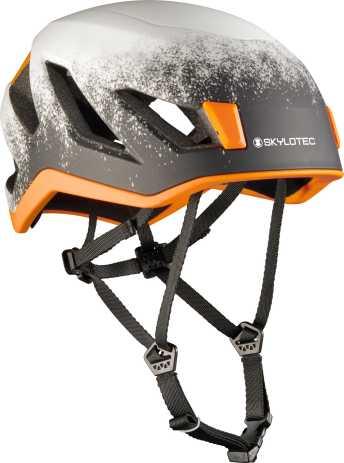 VISO Helm schwarz-orange ©Skylotec