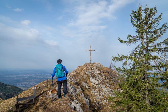 Die Rampoldplatte im Mangfallgebirge: Unaufgeregte Filmkulisse