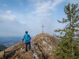 Die Rampoldplatte im Mangfallgebirge: Unaufgeregte Filmkulisse ©Gipfelfieber