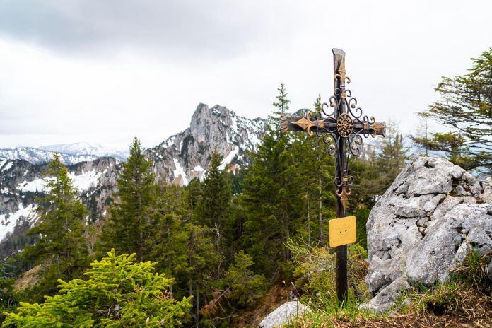 Sulzgrabenkopf - Das schönste Gipfelkreuz der Chiemgauer Alpen ©Gipfelfieber