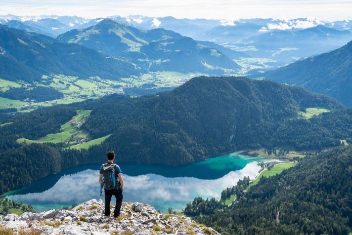 Wanderung auf den Zettenkaiserkopf: Wilde Wegsuche im Wilden Kaiser