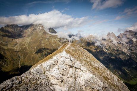Gipfel Gargglerin ©Gipfelfieber