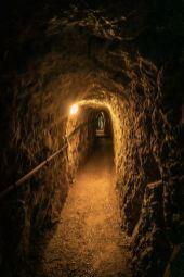 Im Tunnel ©Gipfelfieber