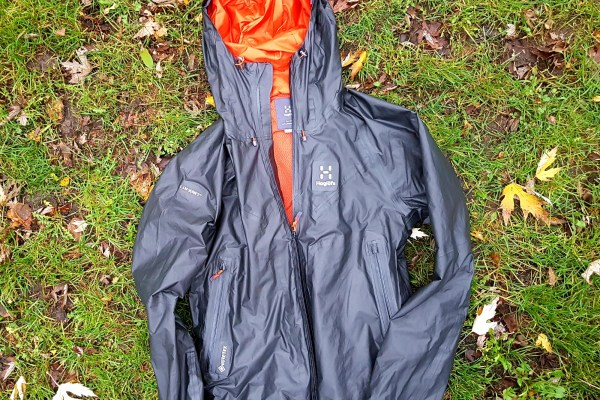 Haglöfs L.I.M. GTX Shakedry Hood Jacke im Test