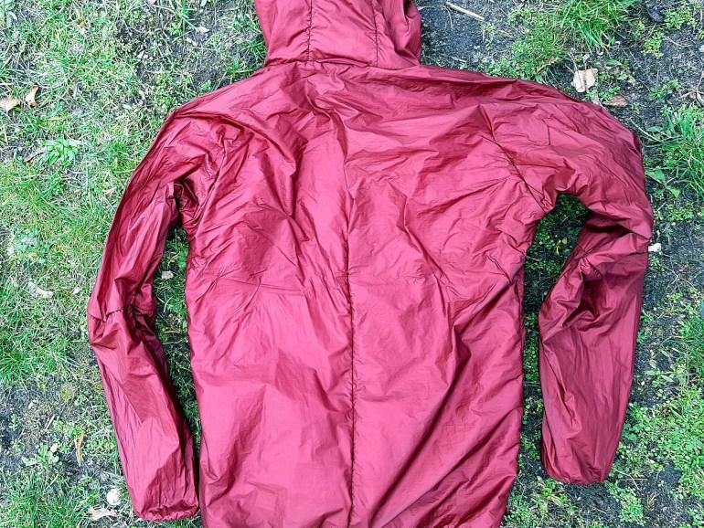 Haglöfs Proteus Jacket Rückseite