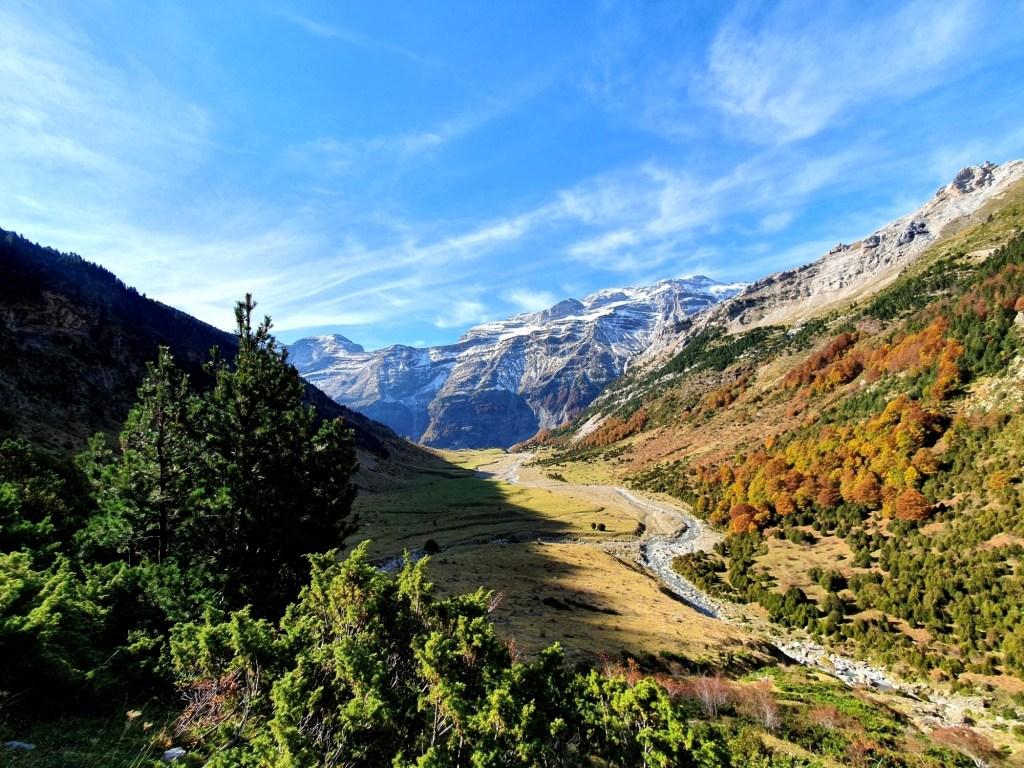 Llanos de la Larri und Monte Perdido-Massiv