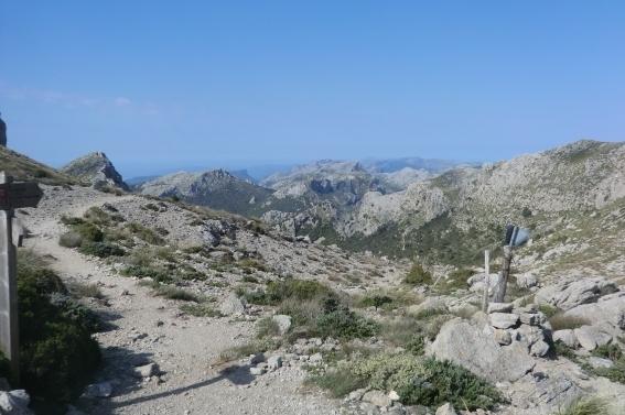 Coll des Prat, Mallorca