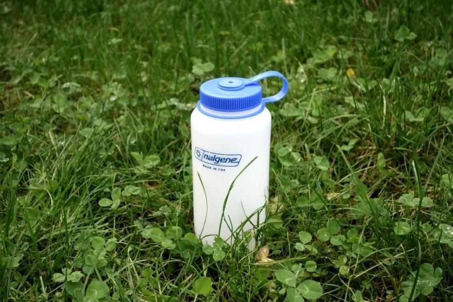 Nalgene HDPE Weithals Trinkflasche