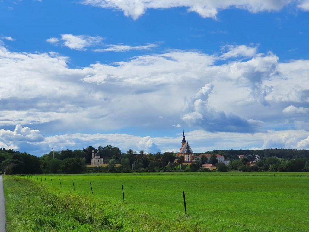 Kloster Neuzelle, Kleinod unweit des Oder-Neiße-Radwegs