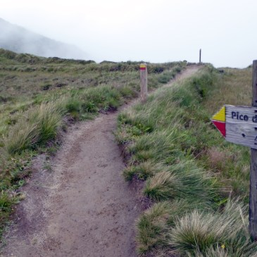 Pico da Vara, Sao Miguel, Azoren