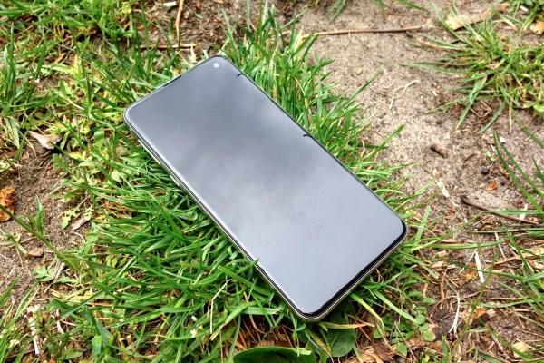Samsung Galaxy S10e im Outdoor Einsatz