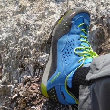 VAUDE Dibona Sympatex Schuhe im Test