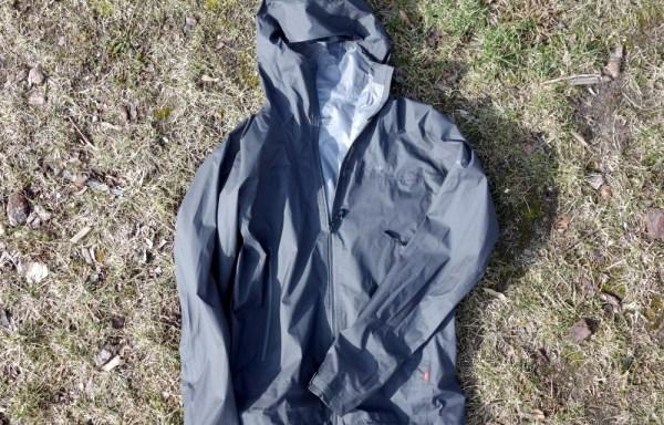 VAUDE Zebru UL 3L Jacket Regenjacke