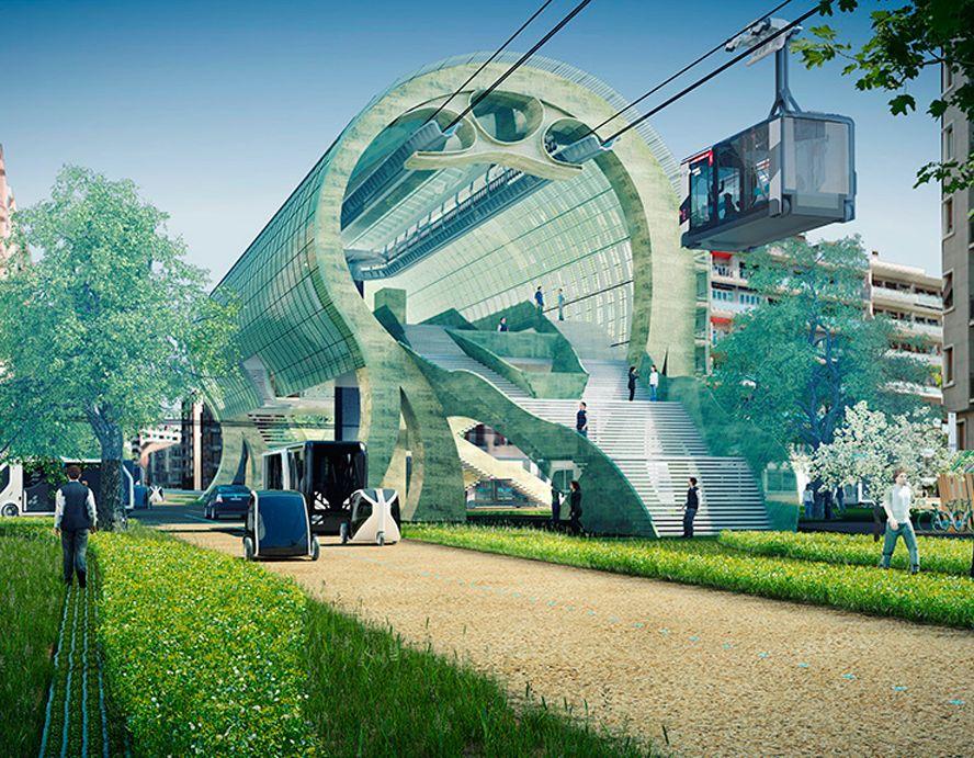 Smart-city : Quelles compétences pour aménager les villes de demain ? «