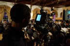 Forsythes/12.01 cameraman records the special evening alongside ZNS