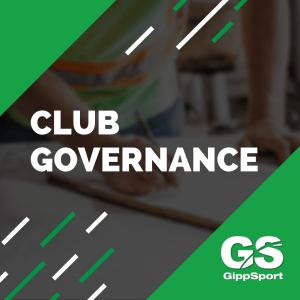 Club Governance