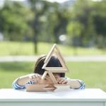 出産祝いや子どもへのプレゼントには世界的な建築家・隈 研吾氏デザインの積み木を!
