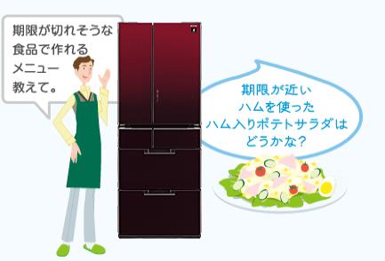 しゃべる冷蔵庫3