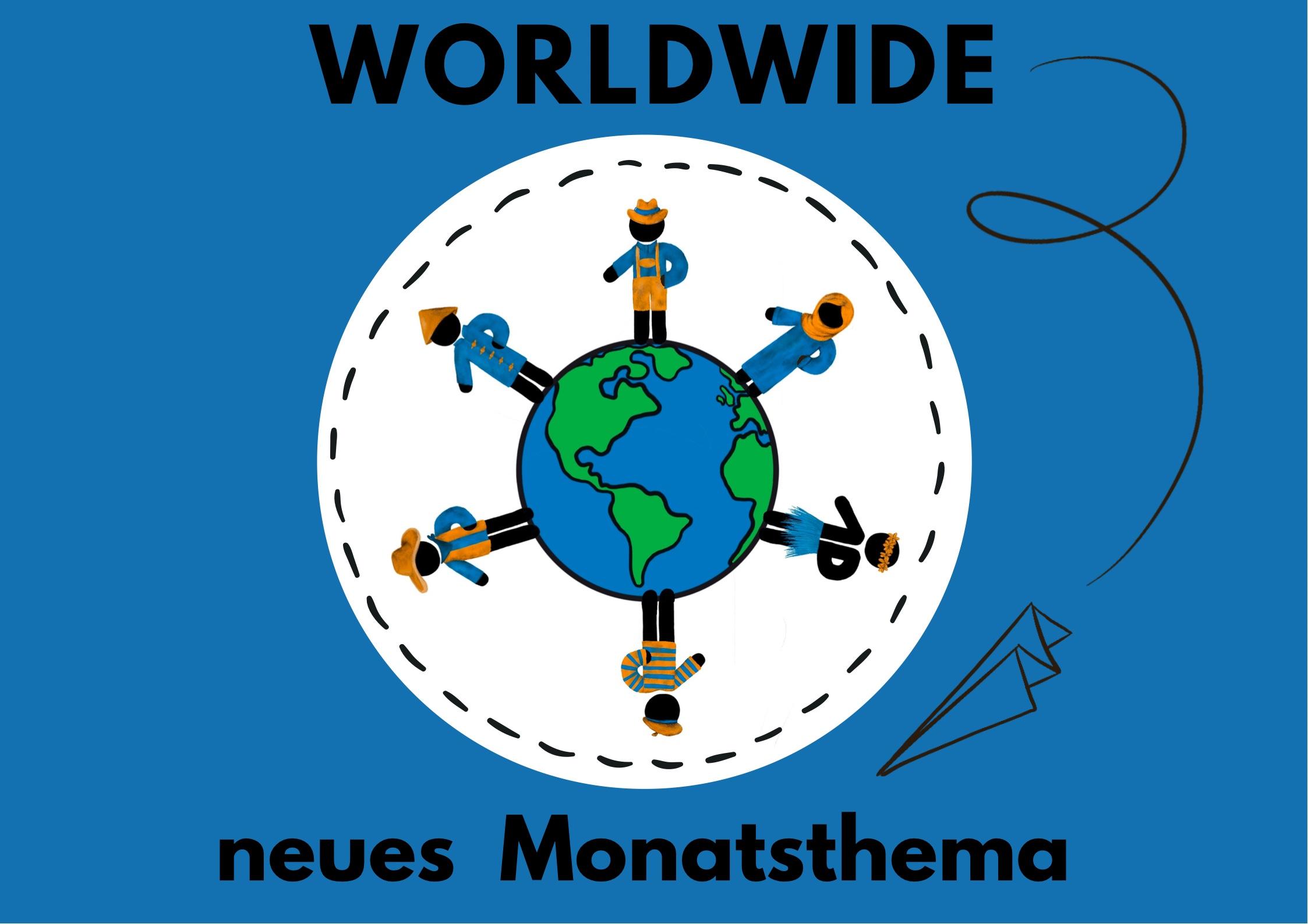"""""""Worldwide""""- Das erwartet euch!"""