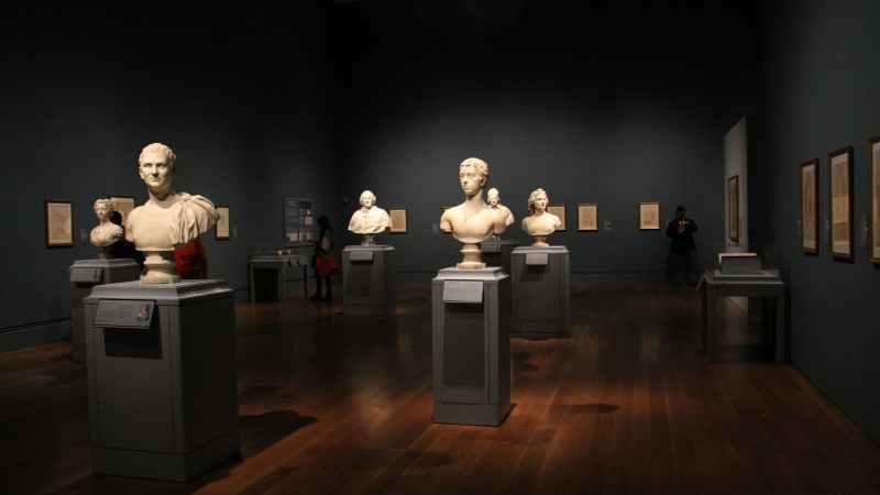 Museen – vom Aussterben bedroht?!
