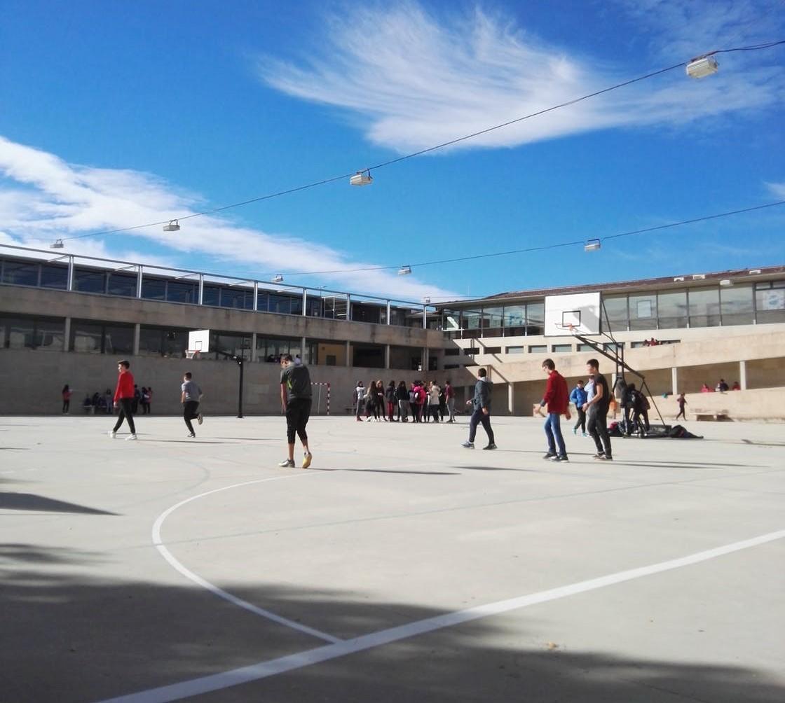 Sport während des Unterrichts