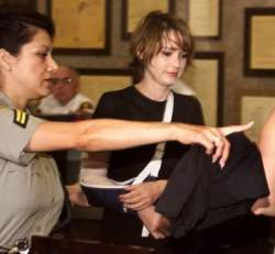 Image result for winona ryder arrested