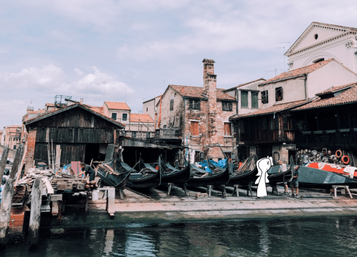 squero veneziano bacaro