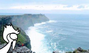 8 giorni tra i colori d'irlanda cliff of moher scogliere irlanda